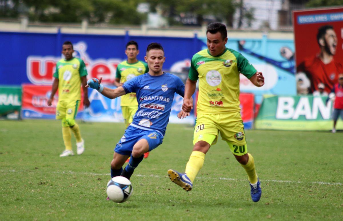 Cobán Imperial sale de la mala racha con victoria frente a Deportivo Chiantla