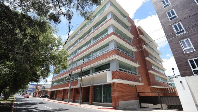 El edificio fue comprado por el Ministerio Público en el 2017 a un costo de Q35 millones. (Foto Érick Avila)