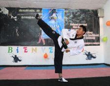 José Ixtacuy logró tres medallas de oro en los Juegos Centroamericanos de Managua. (Foto Prensa Libre: Raúl Juárez)