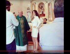Un video detrás de cámaras de la producción de la Niña Bien ha surgido en México, reavivando la polémica. (Foto Prensa Libre: Youtube)