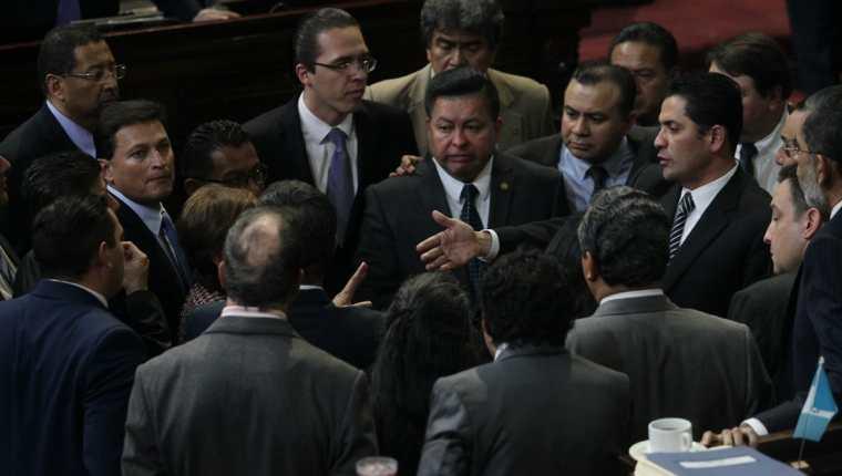 Bancadas aseguran que apoyan las 23 enmiendas y que hay aval de la mesa técnica integrada por el MP y Cicig.