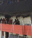 Los reos incendiaron colchones y las puertas no pudieron abrirse. (Foto: La República Perú)