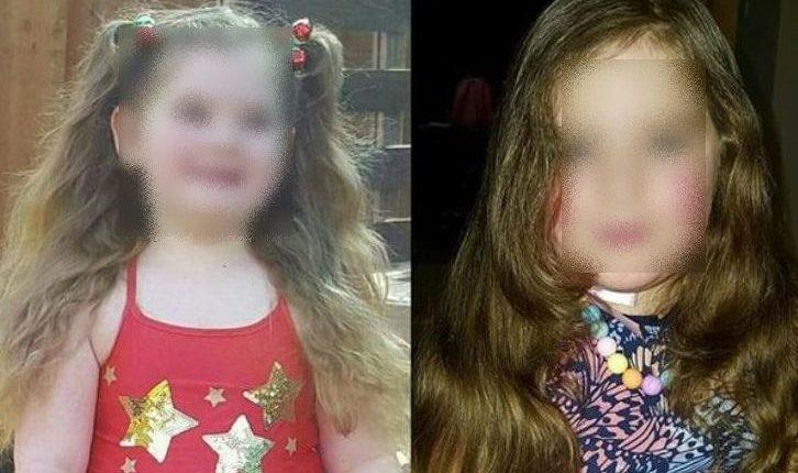 Emily Dover es una niña de 5 años, pero su cuerpo ha experimentado cambios como una mujer de 40. (Foto Prensa Libre: Mirror.co.uk)