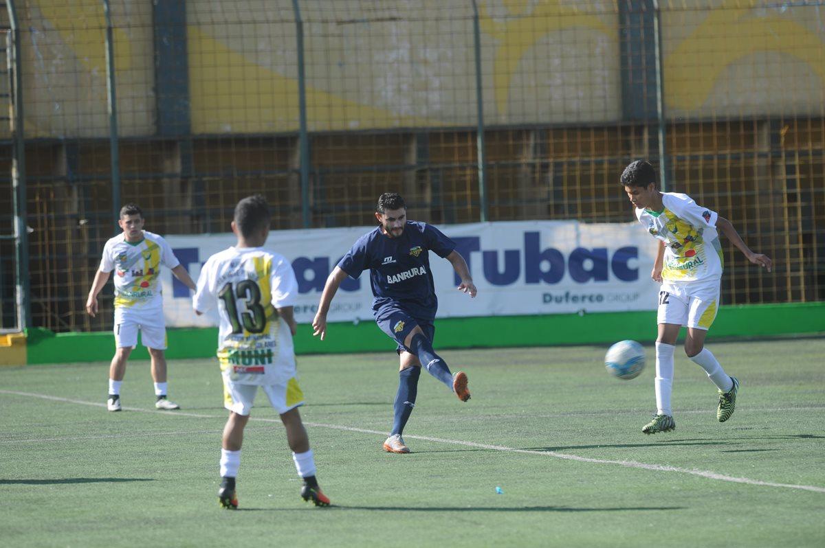 Petapa empieza a medir el potencial que tendrá para el Apertura 2017