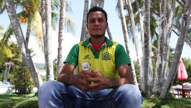 """José """"La Toña"""" Márquez está inscrito legalmente en la Liga Nacional con el campeón Guastatoya. (Foto Prensa Libre: Hemeroteca PL)"""