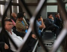 Quince personas serán juzgadas por haber integrado una red de lavado. (Foto Prensa Libre: Hemeroteca PL)