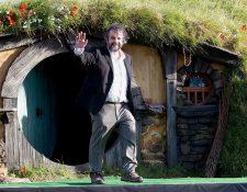 Peter Jackson, artífice detrás de las películas de El Señor de los Anillos, se fija en los Beatles (Foto Prensa Libre: AFP).
