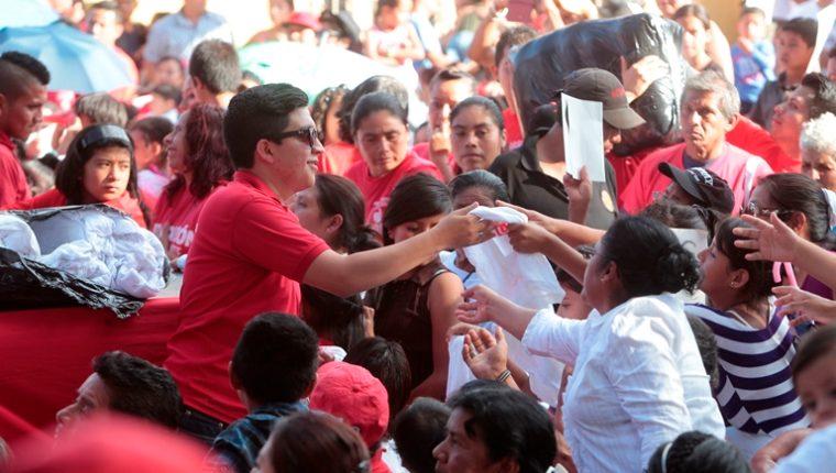 Analistas consideran positivo que la CC sugiera cambios en la legislación sobre financiamiento electoral ilícito. (Foto Prensa Libre: Hemeroteca PL)