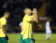 Luis Fernando Martínez ha sufrido por varias lesiones, una de ellas lo dejó un año fuera de actividad. (Foto Prensa Libre: Carlos Vicente)