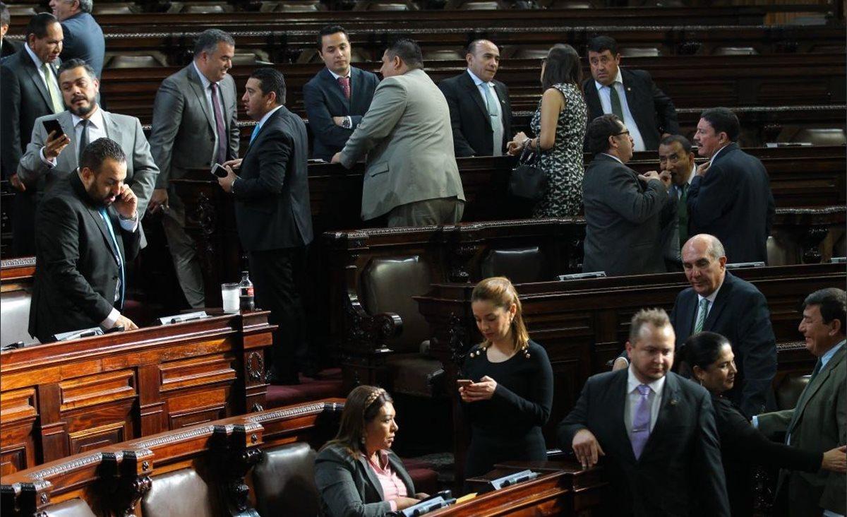 Congreso ratifica su presupuesto de Q913.3 millones