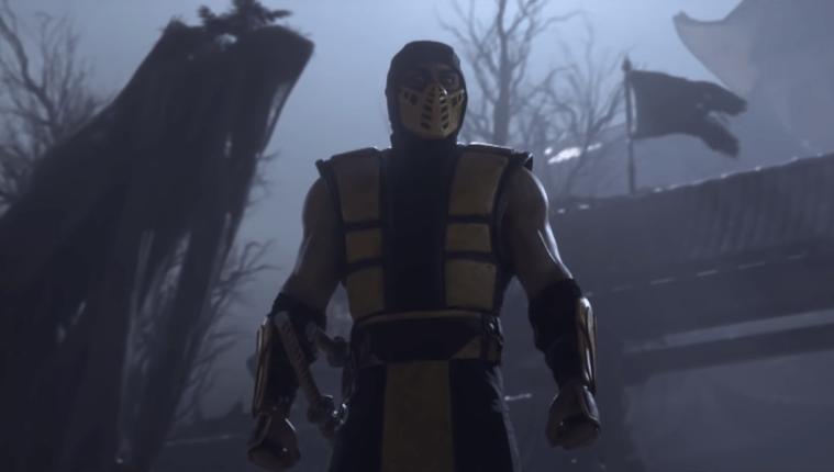 Un clásico Scorpion es protagonista del tráiler de Mortal Kombat 11 (Foto Prensa Libre: YouTube / Netherrealm Studios).