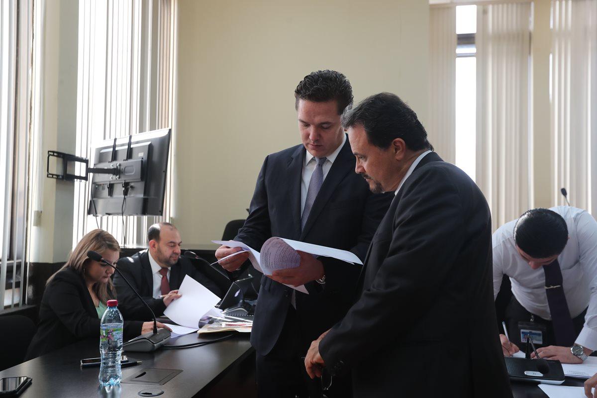 Fiscalía pide juicio contra Rodrigo Arenas y Andrés Botrán por financiamiento no registrado