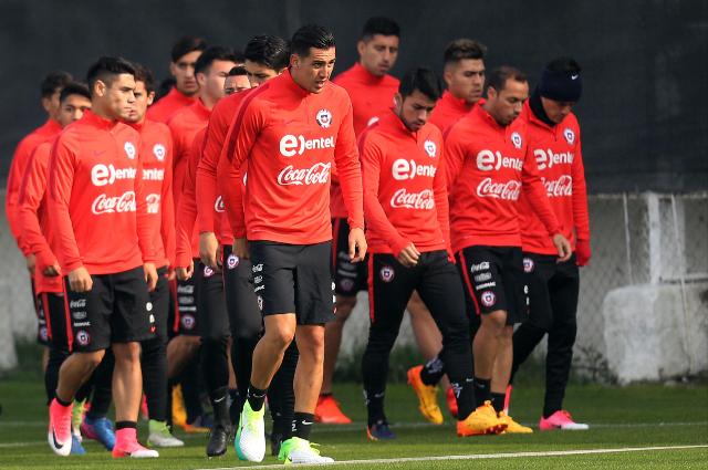 Chile inicia preparación para la Copa Confederaciones