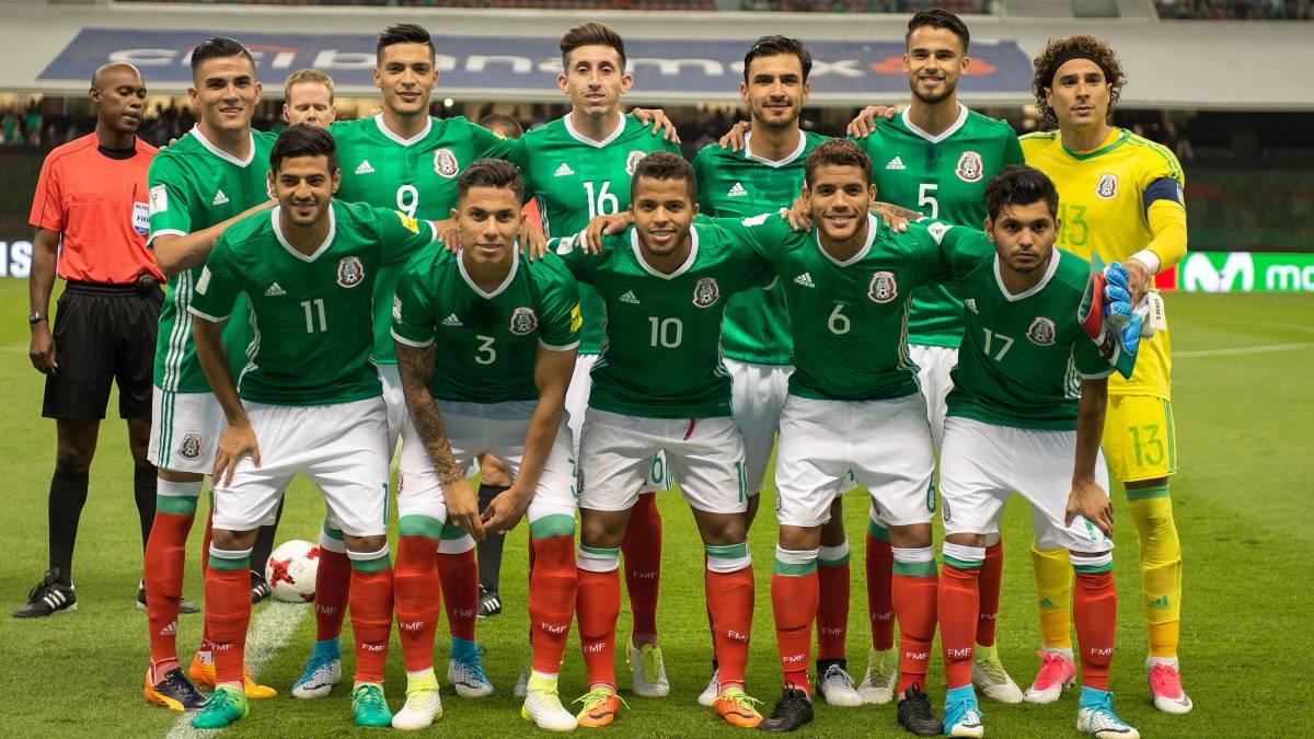 El equipo mexicano prepara una ofensiva futbolística en la Concacaf. (Foto Prensa Libre: Redes)