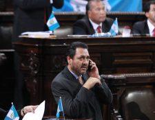Gudy Rivera, expresidente del Congreso. (Foto: Hemeroteca PL)