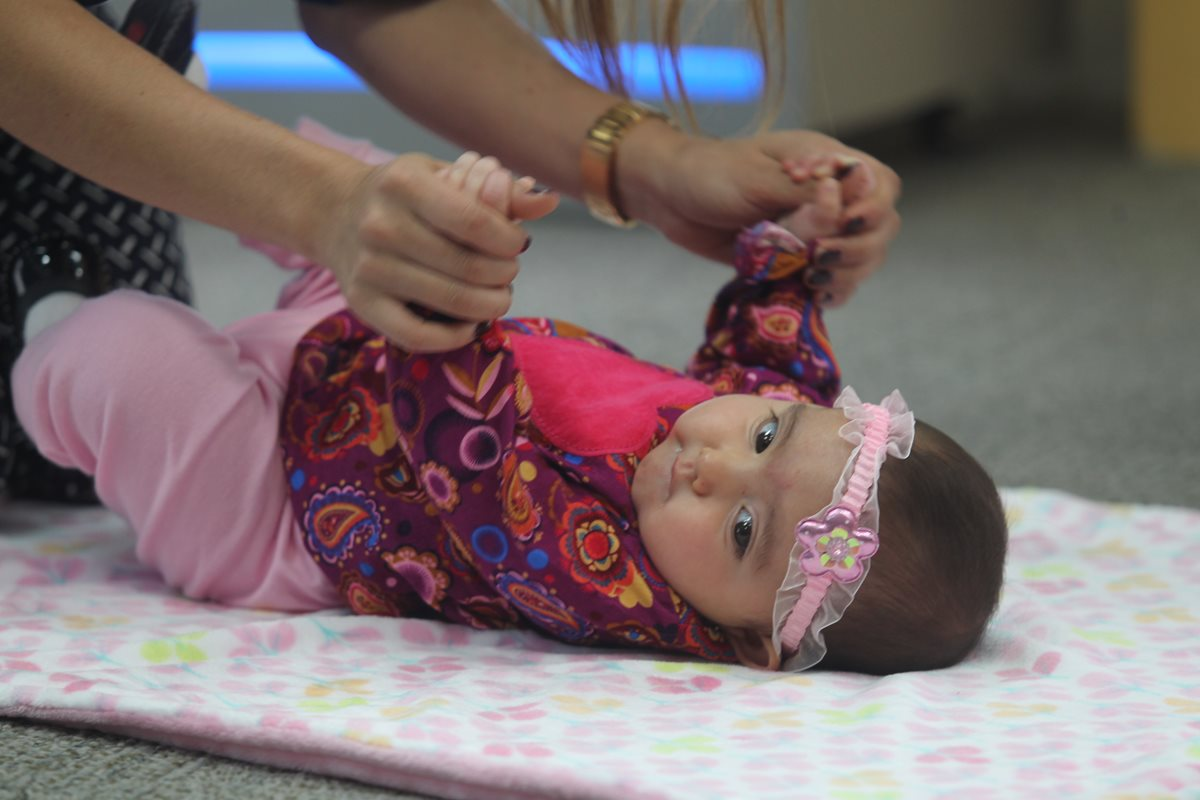 La estimulación temprana fomenta un desarrollo óptimo