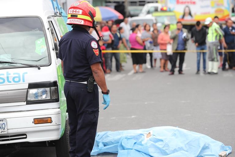El viernes último, cuatro trabajadores de Movistar murieron en ataques armados en la capital. (Foto: Hemeroteca PL)