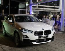 El BMW X2 está disponible en las tres agencias de Excel Automotriz.