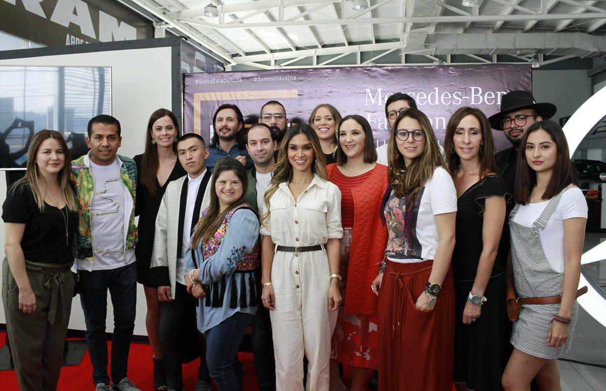 37 diseñadores y diseñadoras formarán parte del Mercedes-Benz Fashion Guatemala, que se celebrará en noviembre (Foto Prensa Libre: Cortesía MBFGuatemala).