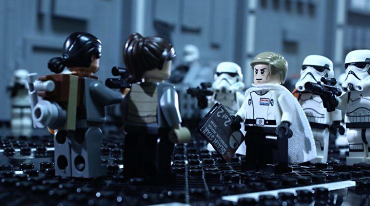 Hoy es el Día de Star Wars, la saga creada por George Lucas (Foto Prensa Libre:latino.starwars.com)