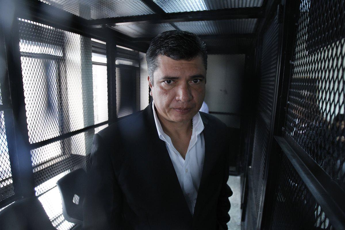 Gustavo Martínez está señalado por el MP de tráfico de influencias con el fin de beneficiar a la empresa Jaguar Energy. (Foto Prensa Libre: Hemeroteca PL)