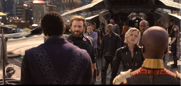 Avengers: Infinity War se estrenará el próximo 27 de abril. (Foto Prensa Libre: Tomada de YouTube)