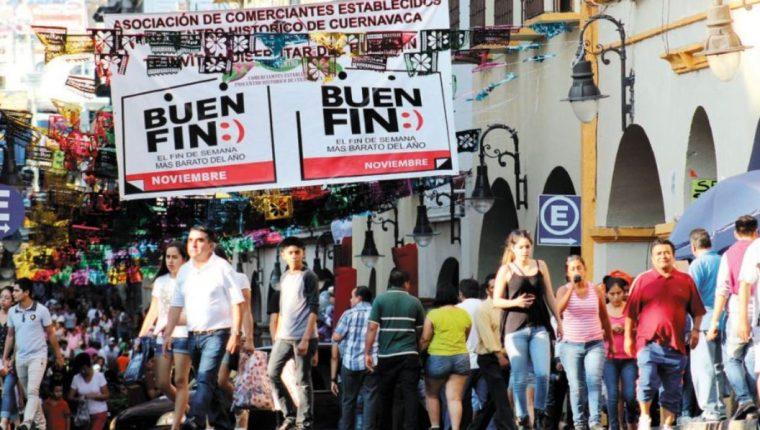El Buen Fin en México tiene como objetivo impulsar el mercado interno y reactivar la economía en el país. (Foto Prensa Libre: www.inmobiliare.com)