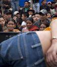 Este año ha existido una diminución de los linchamientos. (Foto Prensa Libre: Hemeroteca PL)