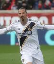 El delantero sueco Zlatan Ibrahimovic se ha convertido en el extranjero más rentable para la MLS. (Foto Prensa Libre: Hemeroteca PL)