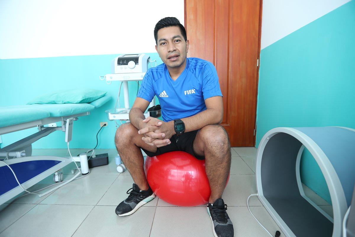 El guatemalteco Gerson López será asistente en la final de la Concacaf