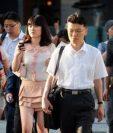 Los surcoreanos trabajaron un promedio de 2.069 horas el año pasado. (Foto Prensa Libre: Getty Images)