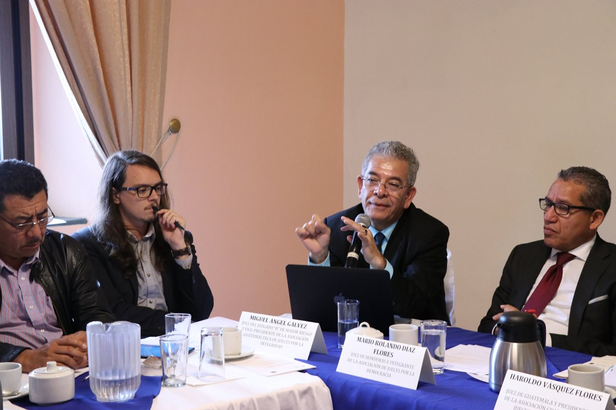 La independencia judicial depende de cada juez, dice Miguel Ángel Gálvez
