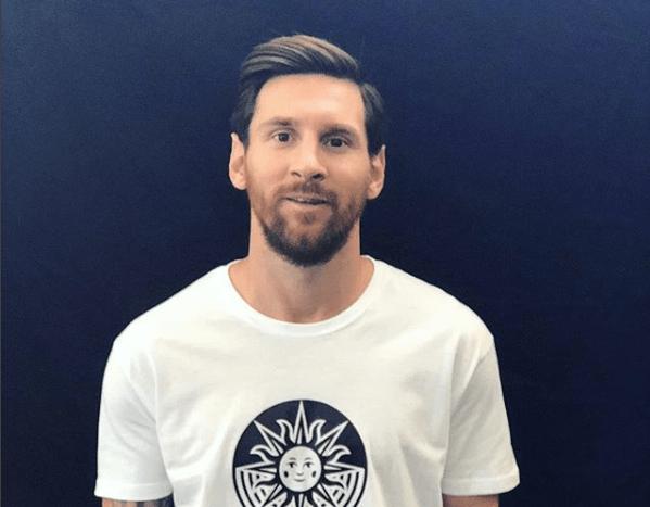 Messi será el protagonista en el nuevo espectáculo del Cirque du Soleil