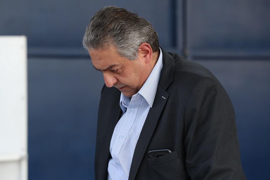 El presidente Jorge Mario Véliz deberá abandonar la Fedefut después de más de cuatro meses en la que estuvo sin el reconocimiento de la Fifa. (Foto Prensa Libre: Hemeroteca PL)
