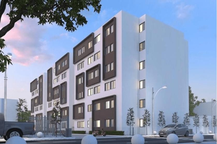 Algunos apartamentos para familias de escasos recursos tienen un costo de Q250 mil, según los desarrolladores.(Foto Prensa Libre: Hemeroteca PL)