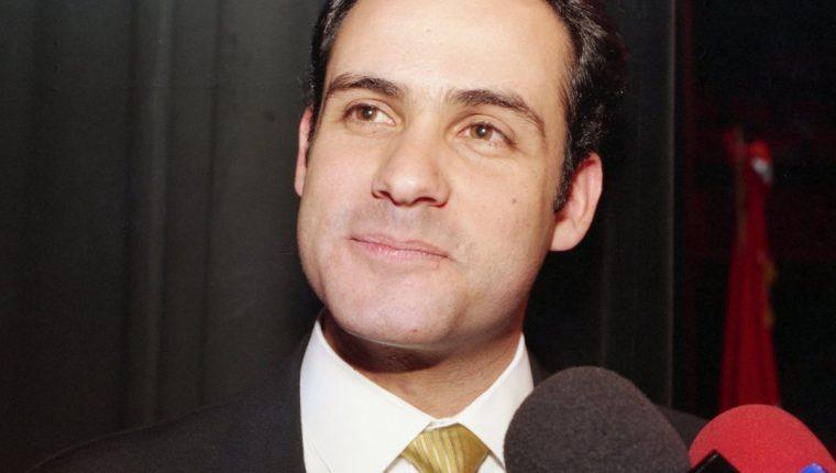 Fredy Guzmán, exdirectivo de Telgua y exdiputado. (Foto Prensa Libre: Hemeroteca PL)