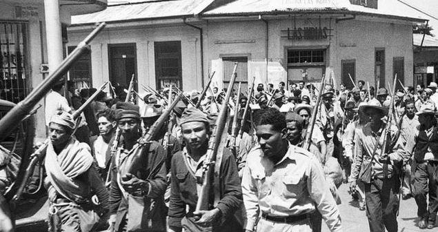 La guerra civil de 1948 fue uno de los elementos que llevó a la abolición del ejército en Costa Rica. (GETTY IMAGES)