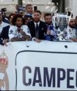 El triunfo del Real Madrid en la Champions contribuyó para que España volviera a ser elegida como la liga más fuerte del mundo. (Foto Prensa Libre: BBC Mundo)