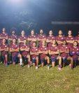 La Selección de Venezuela se perdería el Torneo Sudamericano de Rugby en Guatemala por falta de visas. (Cortesía Venezuela).