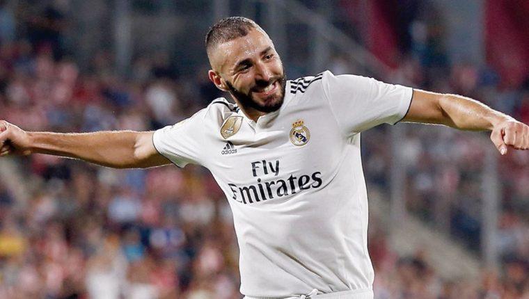 Karim Benzema ha sido un jugador polémico en el Real Madrid y la Selección de Francia. (Foto Prensa Libre: Hemeroteca PL)
