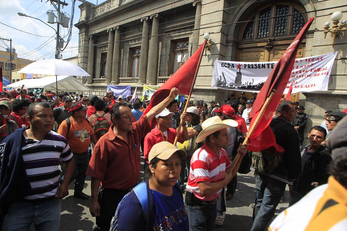 Campesinos marcharán mañana por la dignidad indígena