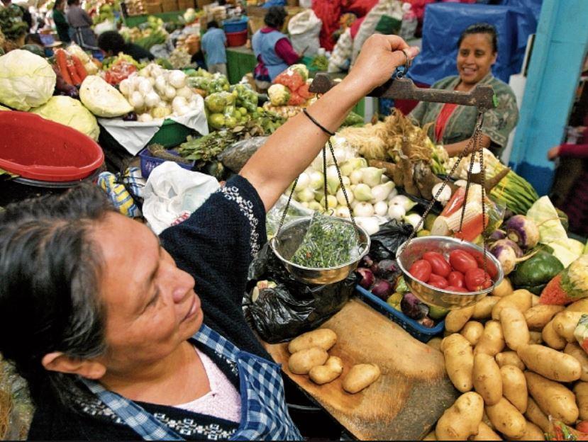 Costo de la canasta básica alimentaria subió en medio de la crisis del coronavirus, según IPC