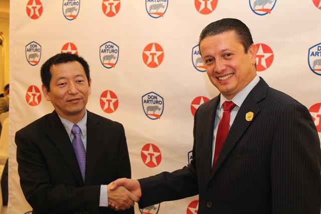 Anuncian alianza importante entre Gasolineras Don Arturo y Texaco