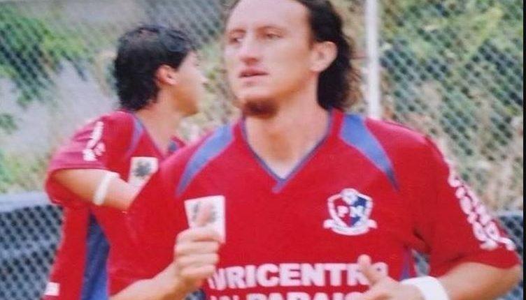 Sergio Emerson Marroquín, exjugador de Xelajú M.C., es el principal sospechoso de la muerte de Gabriela Barrios. Foto Prensa Libre: Hemeroteca)