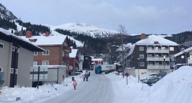 Are, con una población de cinco mil habitantes, se ha convertido en un centro de innovación en Suecia. (Foto Prensa Libre: Maddy Savage)