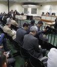 El caso Construcción y Corrupción fase II busca esclarecer la red de cobros ilegales dentro del Ministerio de Comunicaciones en la región de Alejandro Sinibaldi. (Foto Prensa Libre: Hemoroteca PL)