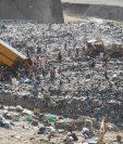 La comuna estaría en la búsqueda de financiamiento con organizaciones internacionales para elaborar el informe de clausura del vertedero. (Foto Prensa Libre: Hemeroteca PL)