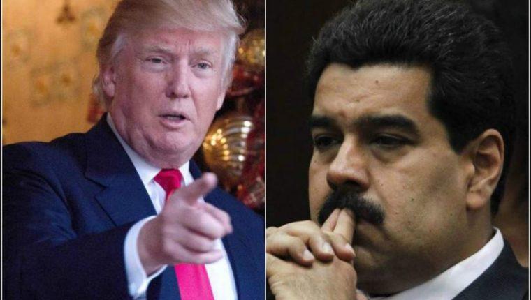 Las medidas anticipan una escalada mayor de las tensiones entre Venezuela y Estados Unidos, y agravarían la crisis económica del país sudamericano. (Foto Prensa Libre: Hemeroteca)
