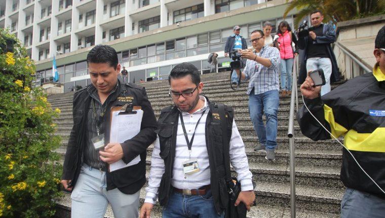 MP dice que podrá sustentar la sindicación del caso Caja de Pandora mediante documentación, escuchas y testimonios. (Foto: Hemeroteca PL)