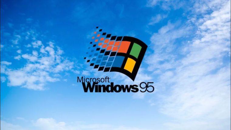 El primer y recordado sistema operativo de Windows volvió para llevar de nostalgia a los usuarios. (Foto Prensa Libre: Windows).